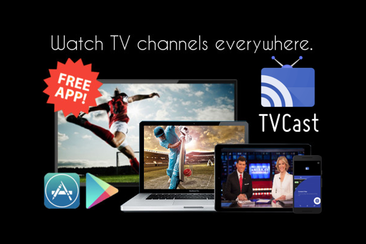 TVCast - IPTV on your TV